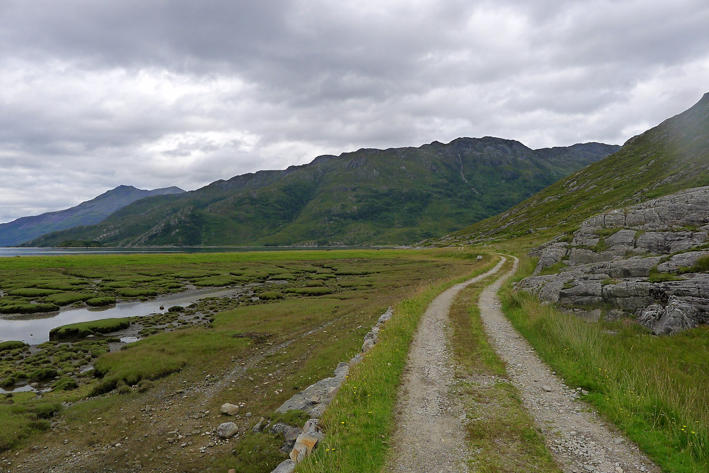 Besides Loch Hourn