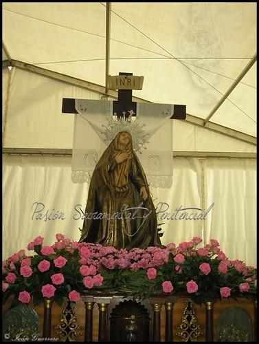 Consolación de María