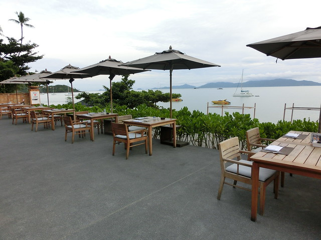 Restaurant H Bistro at Hansar Samui