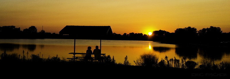 SIII Sunset