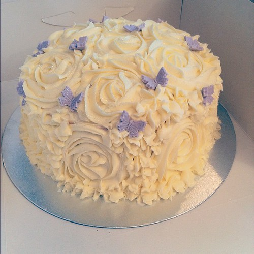 Special rainbow cake