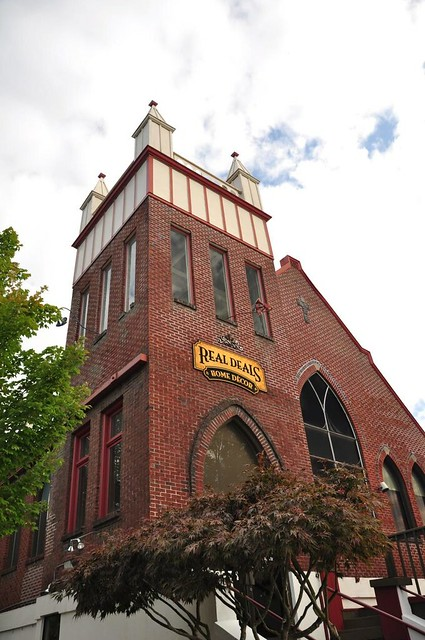 Once a church