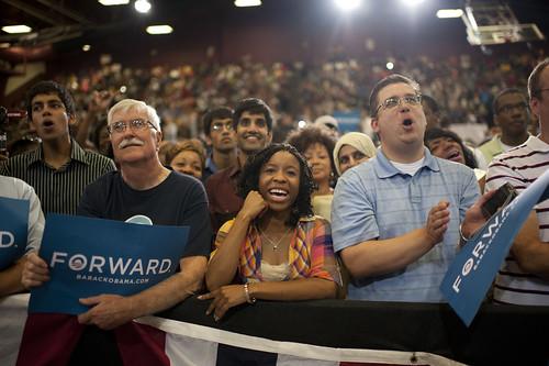 Barack Obama in Toledo - September 3rd