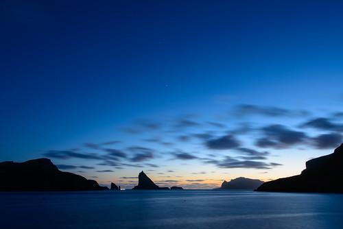 travel sunset landscape nikon faroeislands d800 mykines bluemoment bour vagar tindholmur 1424mm