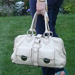 Marc Jacobs bag from tag sale in Flushing