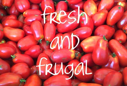 fresh and frugal