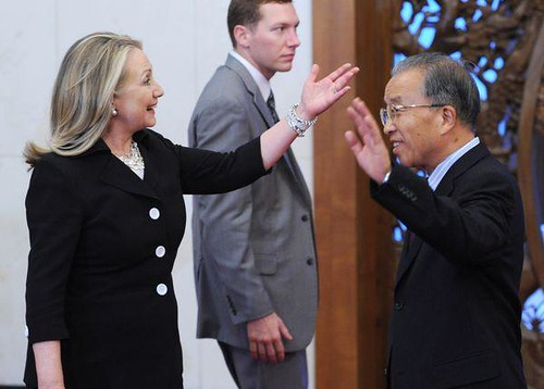 Another Hillary Clinton disaster for U.S. foreign policy. The soon to be leader of China has refused to meet with the Secretary of State. by Pan-African News Wire File Photos