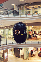 Yellow City Exhibition: Ossi Pirkonen & Maria Candia / Shopping Center Kamppi / 3.9.-16.9.2012