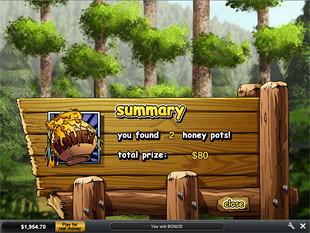 Bonus Bears Bonus Prize