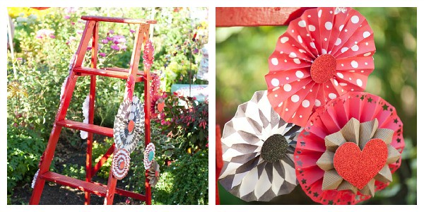 Wedding Carnival rosettes