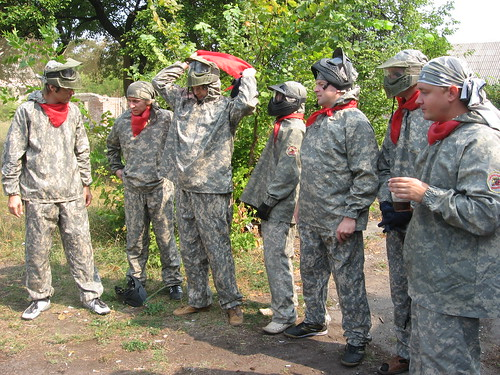 Zfort Group Paintball (2009)