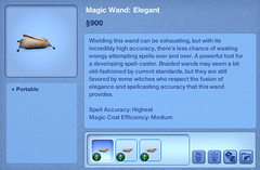 Magic Wand - Elegant