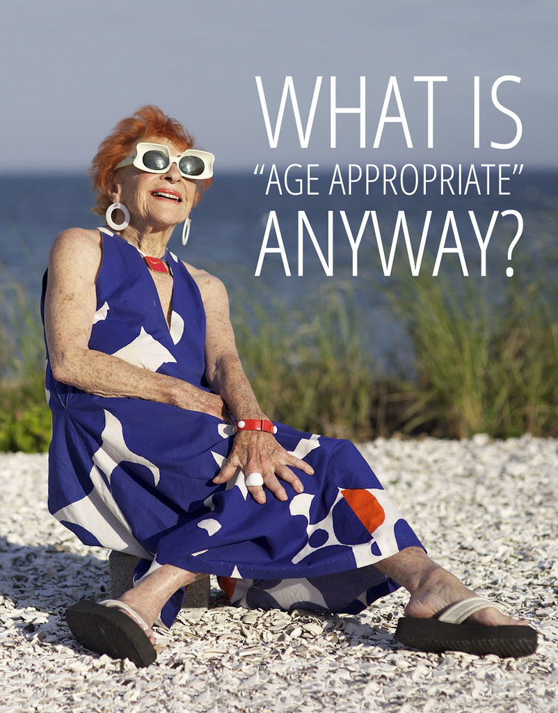 What Is Age-Appropriate, Anyway?