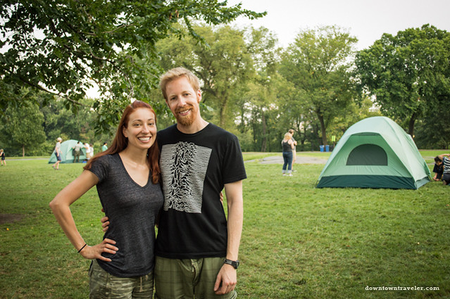 Camping in Central Park NYC-12