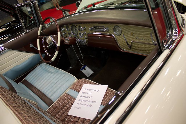 Packard 1956 Dash