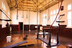 Old Fashioned Gym
