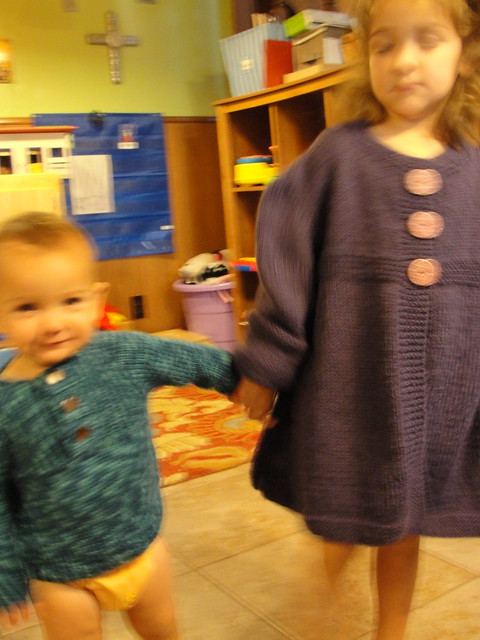 Kids in Sweaters 2