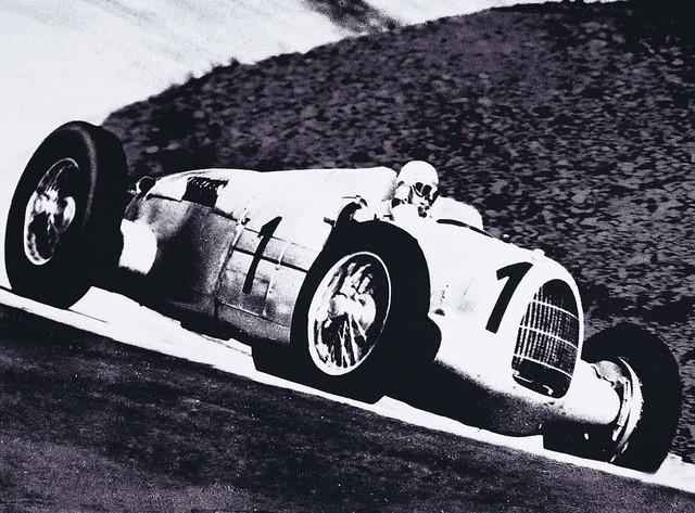 1936 Auto Union Typ C