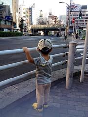 電車みる - 朝散歩 (2012/9/14)