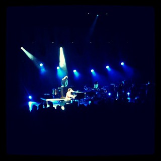 Fiona Apple at the Greek.