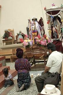 Guatemala - Sagrada Familia