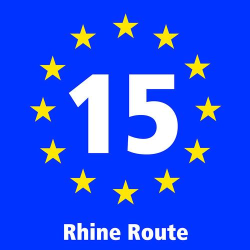 EuroVelo 15 - Rhine Route