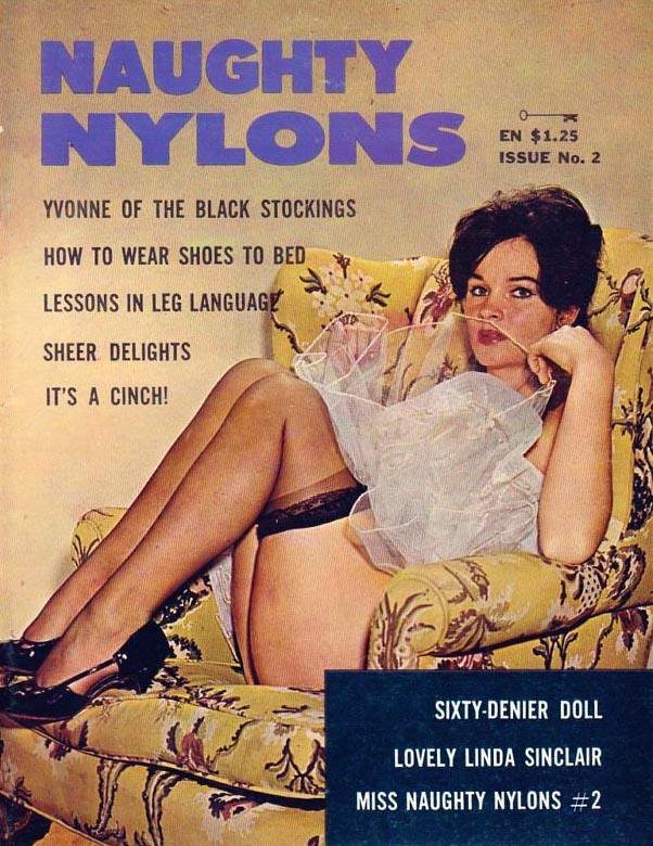 magazines Vintage stocking