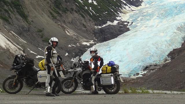 Sara & Daniel Bear Glacier