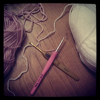 Crochet Tulip vs Crochet Clover