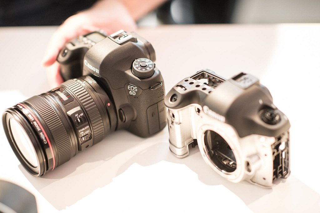 Canon Photokina Press Event