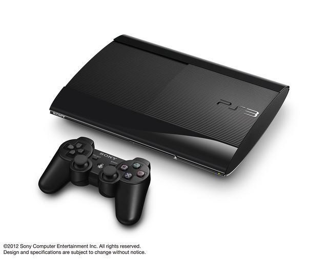 Nouvelle PS3 - Plus compacte et plus légère