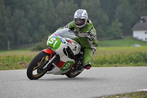 motorcycle Oldtimer Grand Prix 2012 Schwanenstadt Austria Copyright B. Egger :: eu-moto images 0663