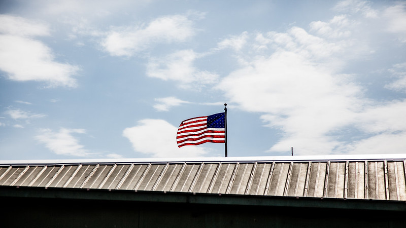 American Flag [EOS 5DMK2 | EF 24-105L@105mm | 1/3200s | f/5.6 | ISO200] title=