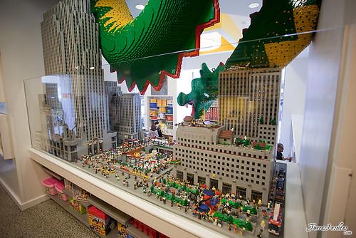 Tienda de Lego (NY)