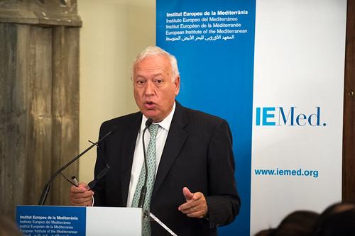 El ministro García Margallo