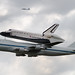 Endeavour and SCA Landing in Houston