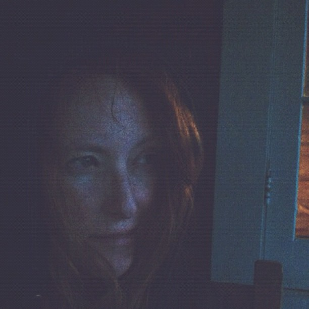 reflecting in the dark of night #selfie #night #shuttersisters