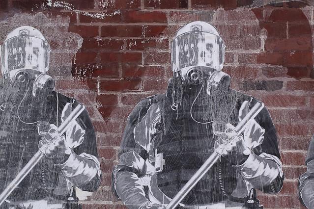 Riot Art © 2011 Bo Mackison