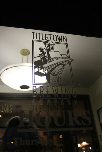 Day 47: Wausau to Green Bay and the Titletown Brewing Company.