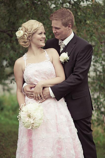 Häät Anna-Leena ja Jussi (28)