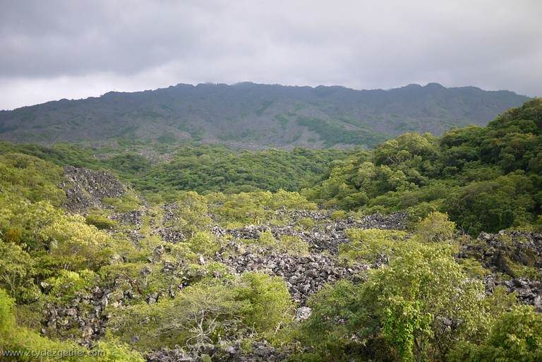 Volcanic lava/rock, Nayarit