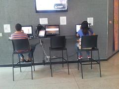 Wilbur Wright College Public Computer Center