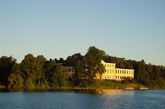 Ulriksdal slott vatten