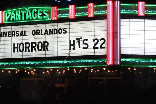 Halloween Horror Nights 22 opening night at Universal Orlando