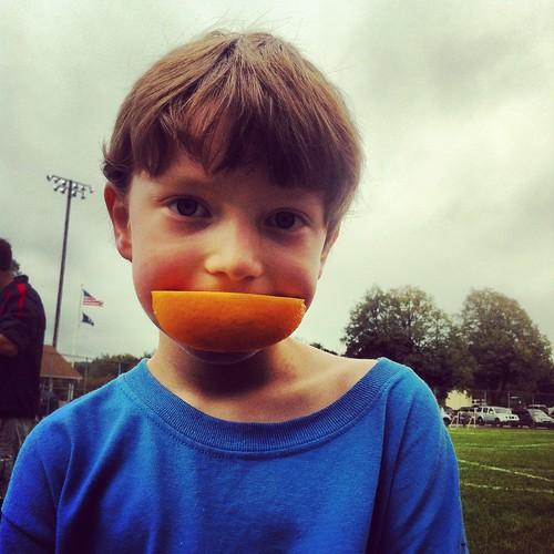 WPIR - orange mouth