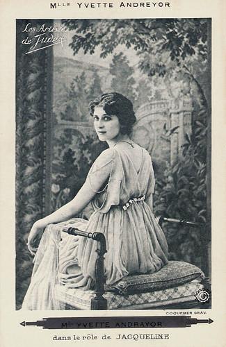 Yvette Andreyor