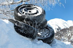 Test TCS de pneus d'hiver 2012 / TCS-Winterreifentest 2012