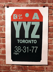 YYZ Ticket