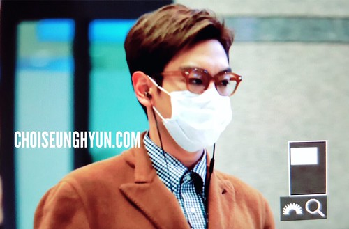 TOP Arrival Seoul 2015-11-06 choidot (2)