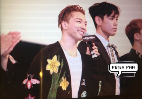 Big Bang - Movie Talk Event - 28jun2016 - Peterpan_819 - 05